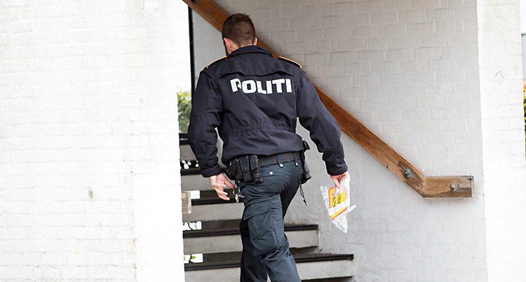 En dansk polis