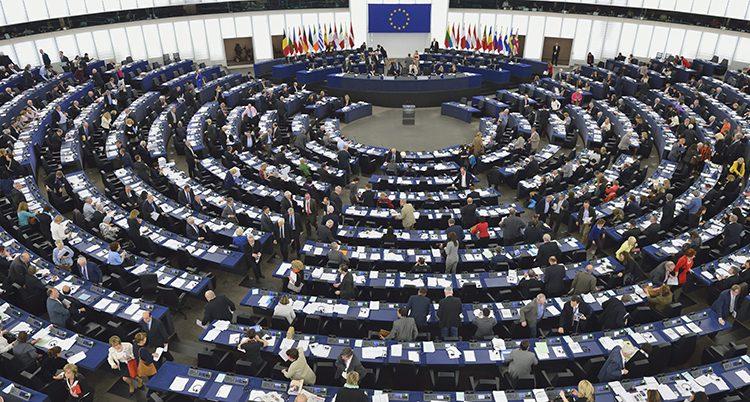 Politikerna i EUs riksdag