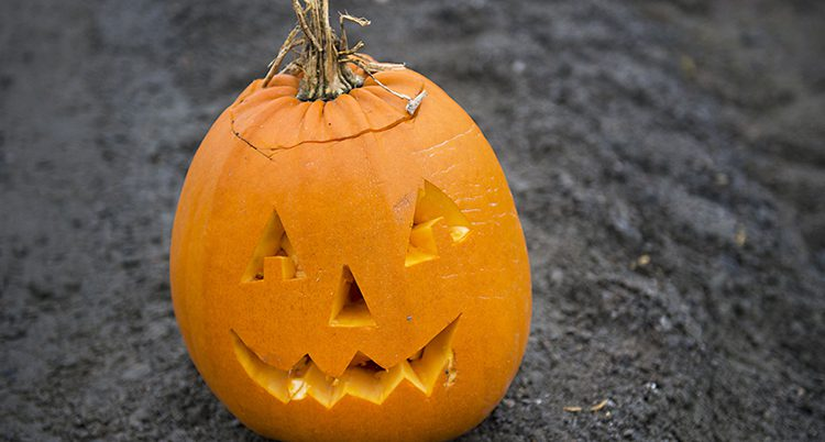Nu firar många halloween