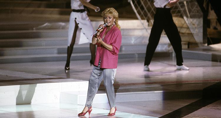 SCHLAGER-EM 1985