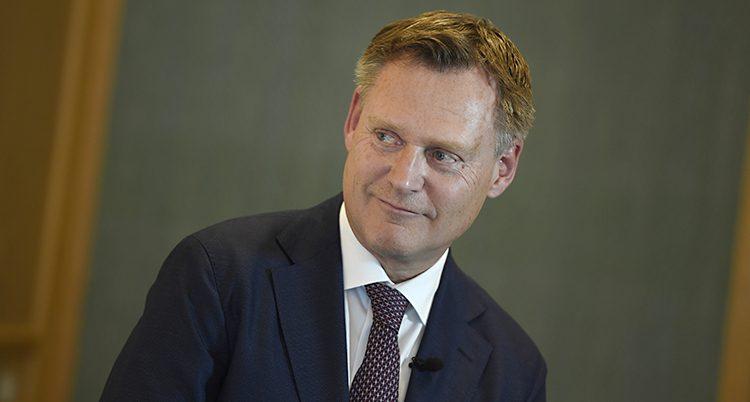 Skolverkets ledare Peter Fredriksson