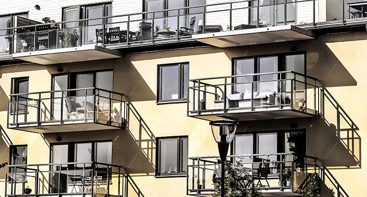 Det kan bli dyrare att låna pengar till lägenhe