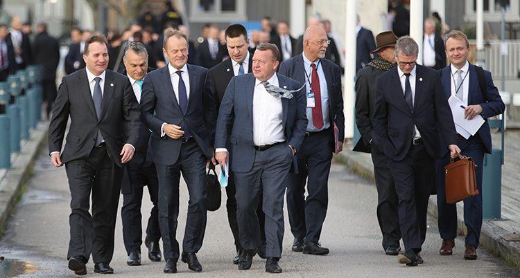 Ledarna samlades i Göteborg