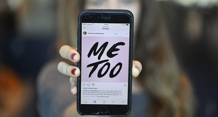 Metoo betyder jag också.