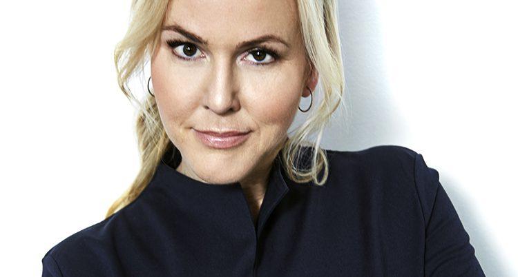 Författaren Camilla Grebe