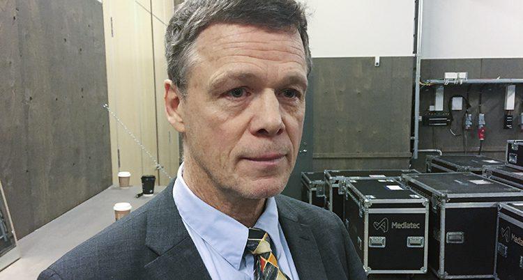 Martin Strid i Sverigedemokraterna.
