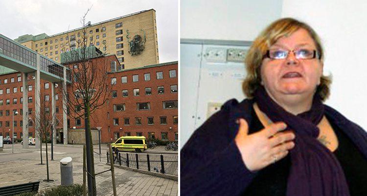 Ulla Karilampi fick vänta länge på vård