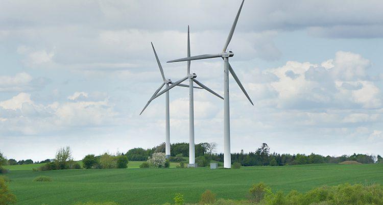 Vindkraftverk i Danmark