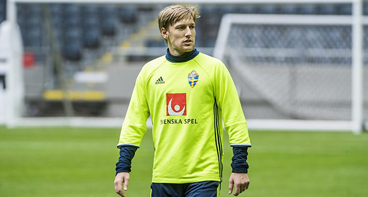 Emil Forsberg.