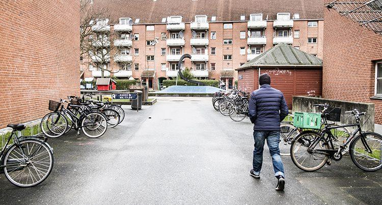 Mjölnerparken i Köpenhamn