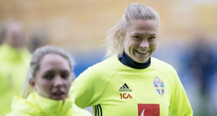Fridolina Rolfö är tillbaka