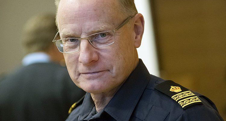 Polisen Glen Sjögren