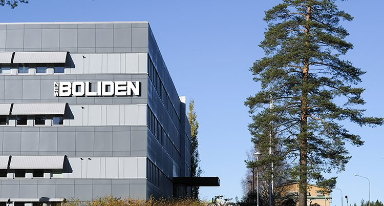 Bolidens kontor