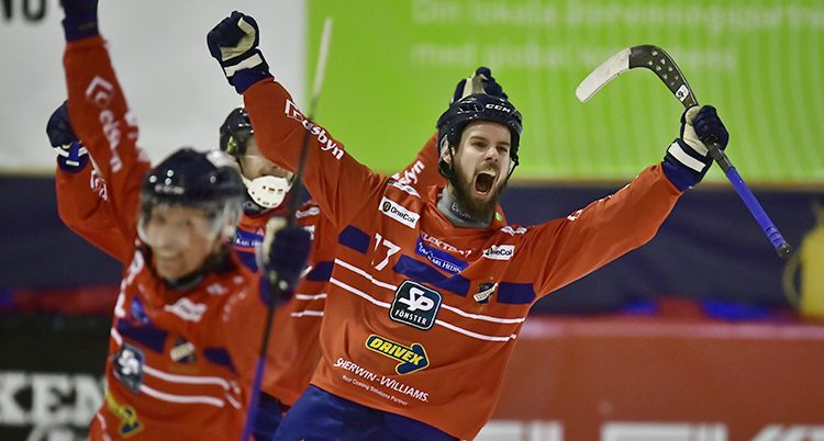 Edsbyns Mattias Hammarström