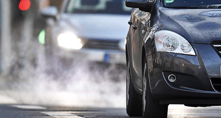 Avgaser skadar miljön.