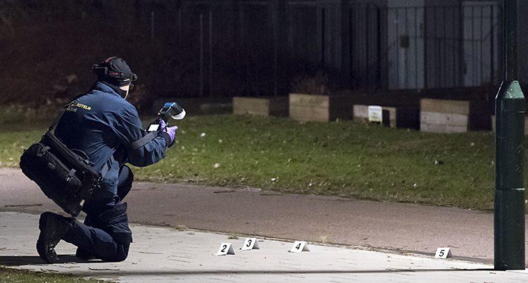 En polis i Rosengård