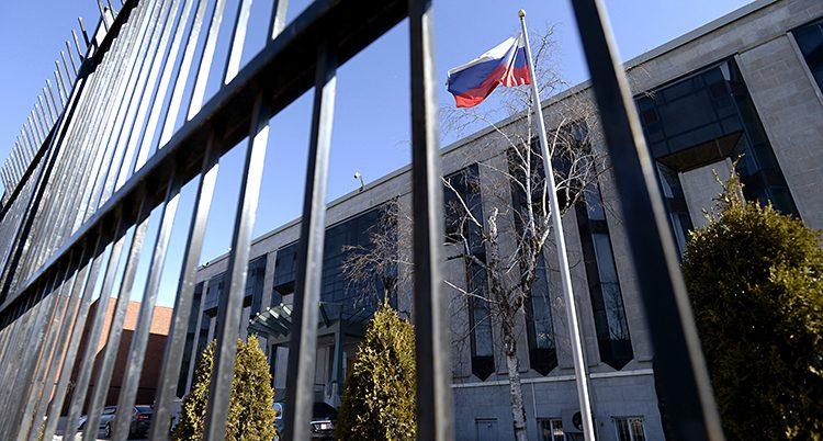 Ryska ambassaden i Kanada.