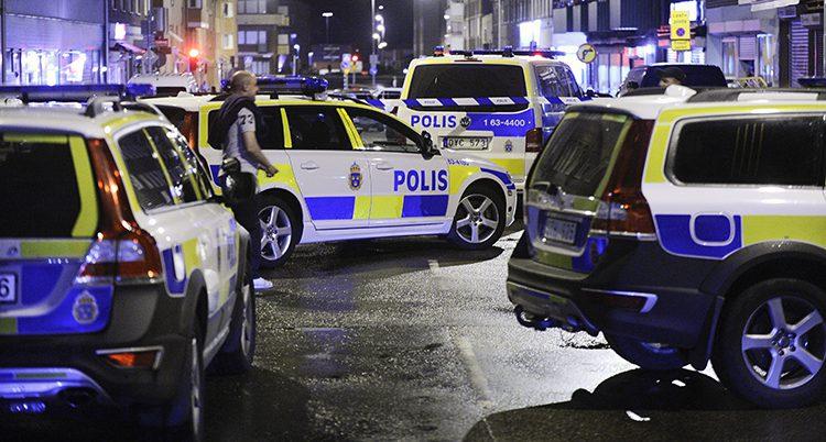 Poliser i Helsingborg