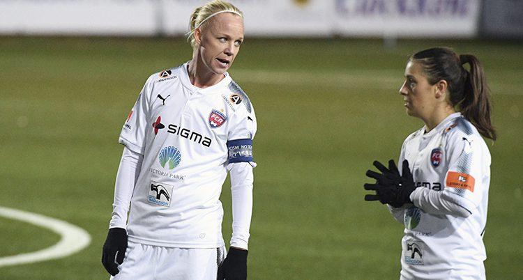 Caroline Seger i Rosengård
