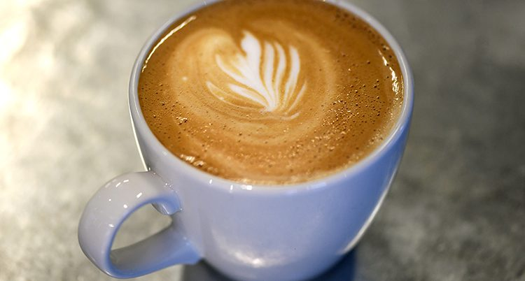 Kaffe är bra för hjärtat.