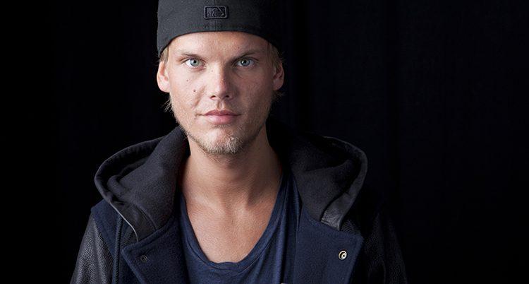 Den svenske artisten Avicii
