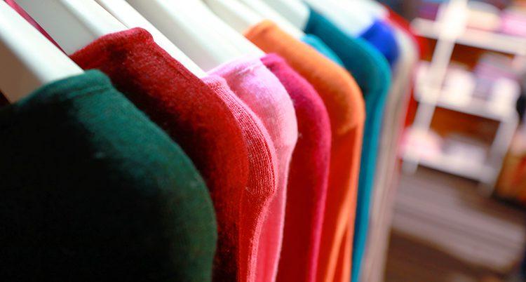 Många kläder innehåller giftiga ämnen