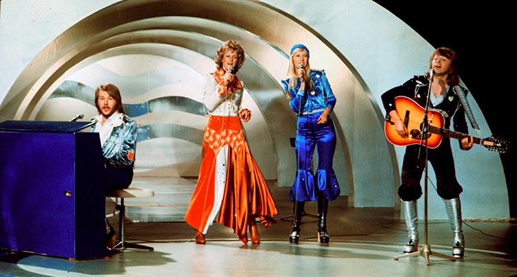 ABBA EUROVISION 1974