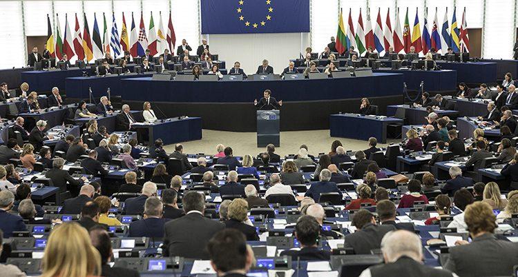 Politikerna i EU har möte