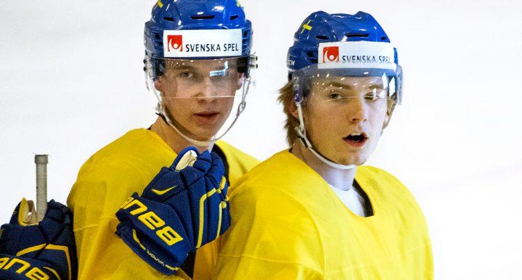 Tre Kronor vann mot Tjeckien i VM