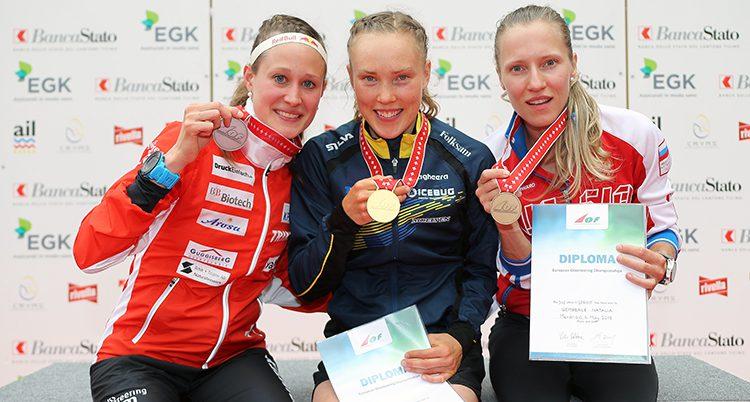Tove Alexandersson vann