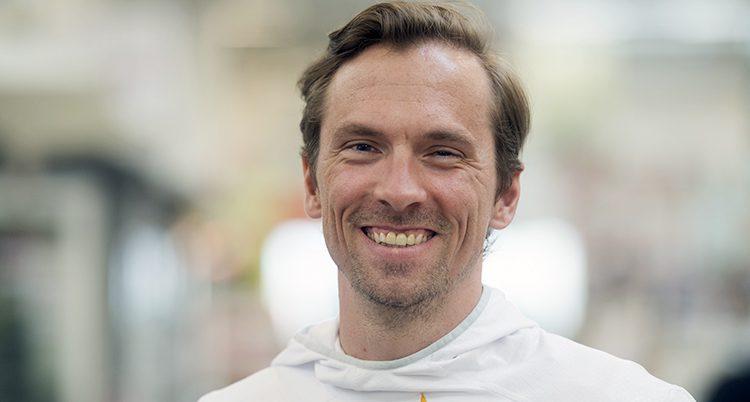 Porträtt Johan Olsson