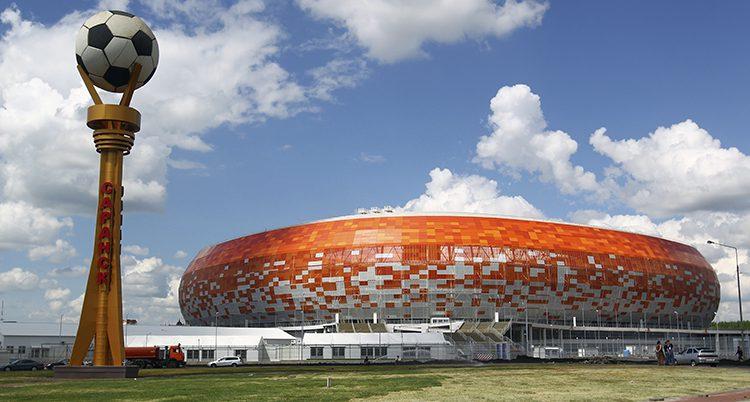Här ska fotbolls-VM spelas