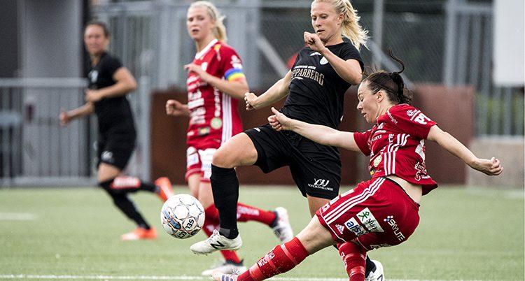 Piteå vann mot Göteborg
