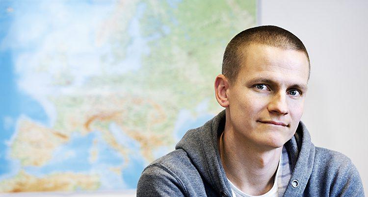 Forskaren Joakim Ruist