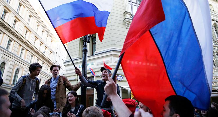 APTOPIX Russia Soccer WCup
