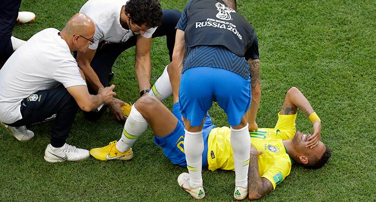 Russia Soccer WCup Brazil Mexico