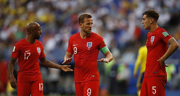 England ska möta Kroatien i semifinal i V