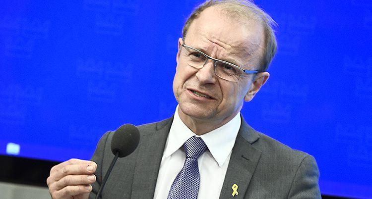 Mikael Oscarsson i Kristdemokraterna