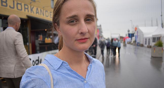 En bild på Alexandra Politidis Palm.