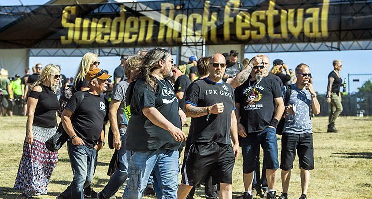 Festivalen Sweden Rock