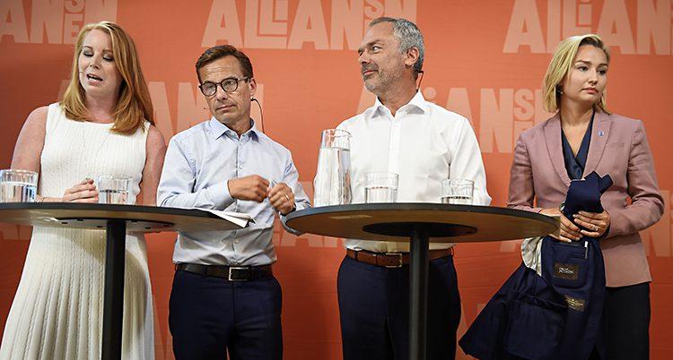 Alliansens partiledare