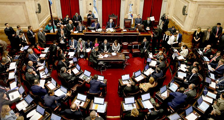 Politiker i Argentinas riksdag