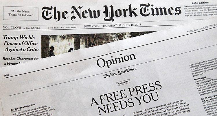 Tidningen New York Times