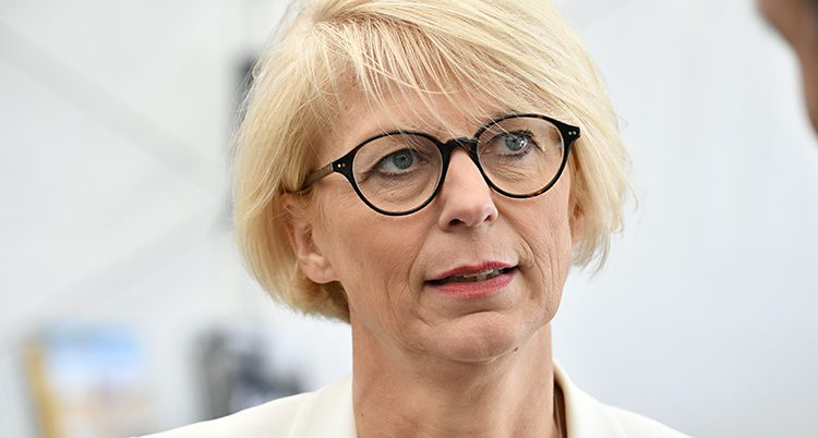 Elisabeth Svantesson i Moderaterna