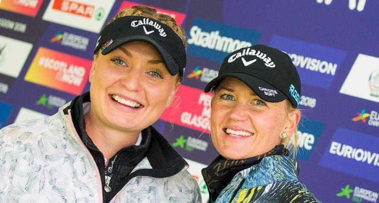 Sveriges damer vann guld