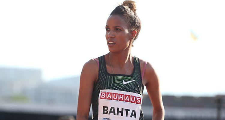 Löparen Meraf Bahta.