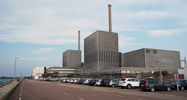 Kärnkraftverket Barsebeck.