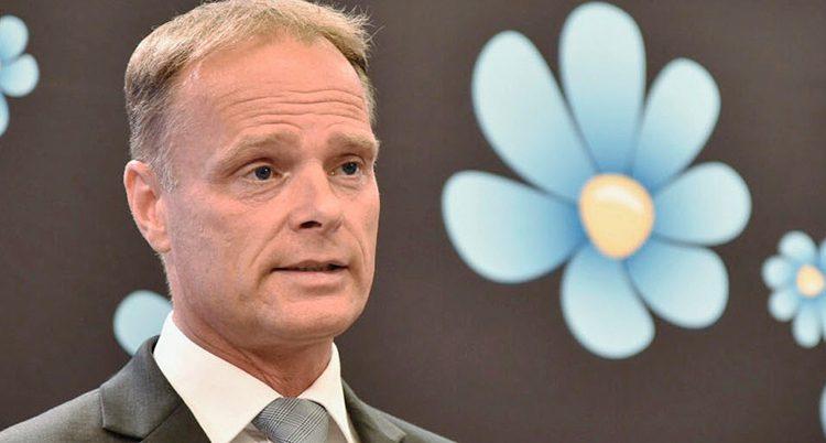 Politikern Stefan Jakobsson