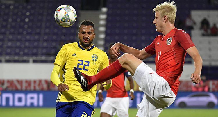 Två spelare i matchen.