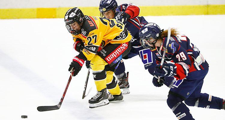 Luleå vann mot Linköping